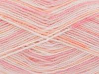 King Cole BABY PRINT 4PLY Wool / Yarn 100g - 2572 PRINCESS